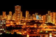 Honolulu at Night